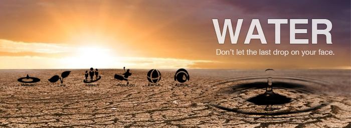 WATER—A Flash Website in 2006