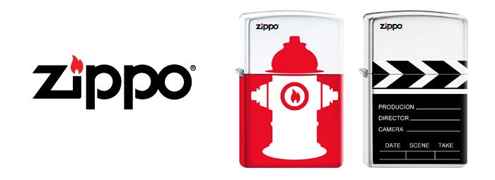 Zippo打火机两枚
